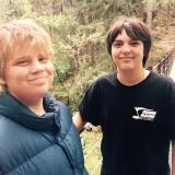Riley and Graden - Tribute Trail