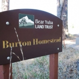 38 acre Burton Homestead is located off Lake Vera-Purdon Road