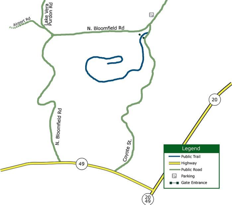 Sugarloaf_Mountain_Trail_Map