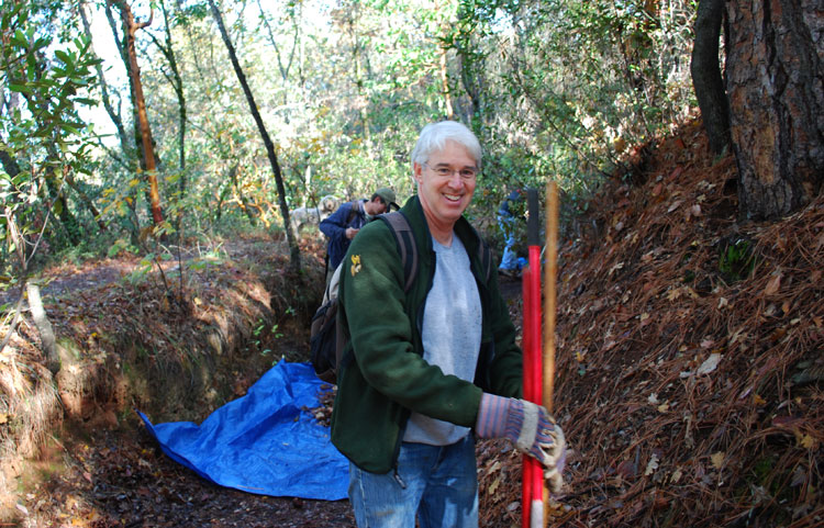 trails volunteer