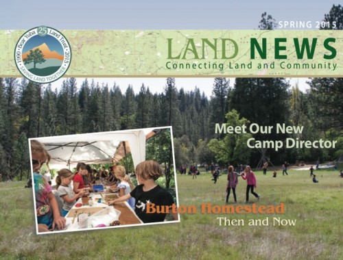 land news spring 2015