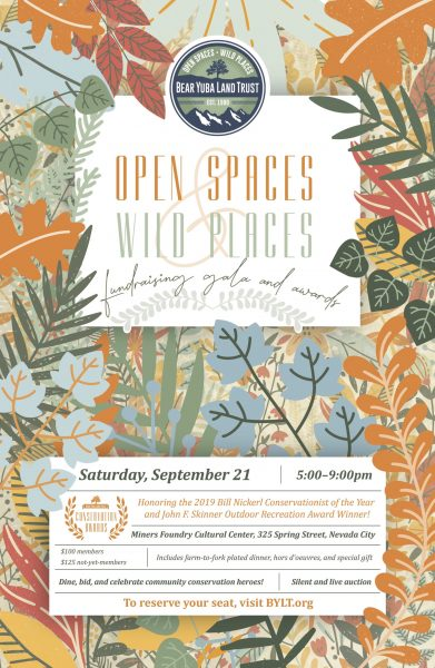 Open Spaces & Wild Places Gala and Awards