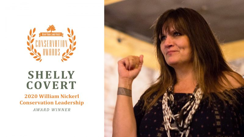Shelly Covert 2020 William Nickerl Conservation Leadership
